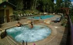 Outdoor Pool & Hot Tub Area, Open Year-Round