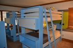 5th Bedroom with Two Sets Twin Bunks, En-Suite Bathroom