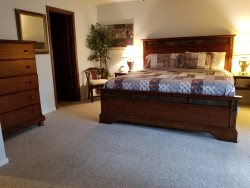 9 Gailosa Lane. WIFI. A 2 bedroom, 1.5 bath, 2 level extended stay rental town home in Hot Springs Village Resort