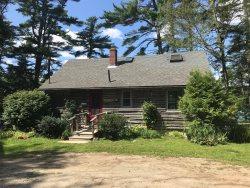 Cottage Point Log Cabin | Damariscotta
