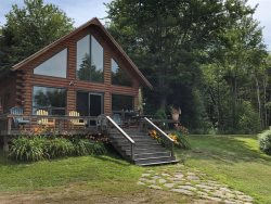 Pemaquid Trail Cabin | New Harbor