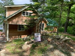 Keene's Cottage | Damariscotta Lake