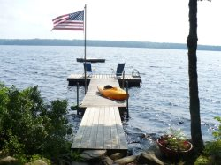 Closed for 2020 - West Side of Damariscotta Lake | Jefferson