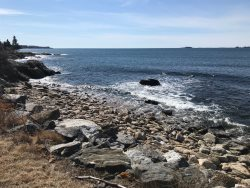 New for 2020! Wonderful Pemaquid Trail home with ocean views for miles