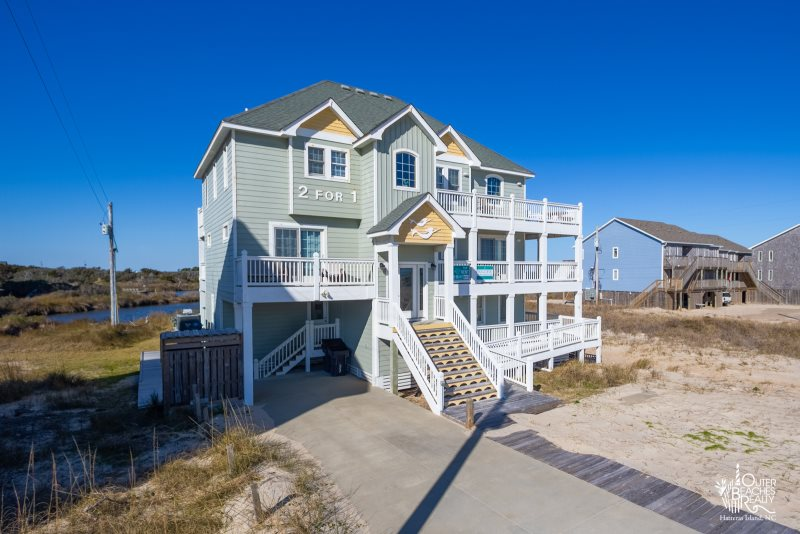 Pleasant Outer Beaches Realty 2 For 1 993 Beutiful Home Inspiration Xortanetmahrainfo