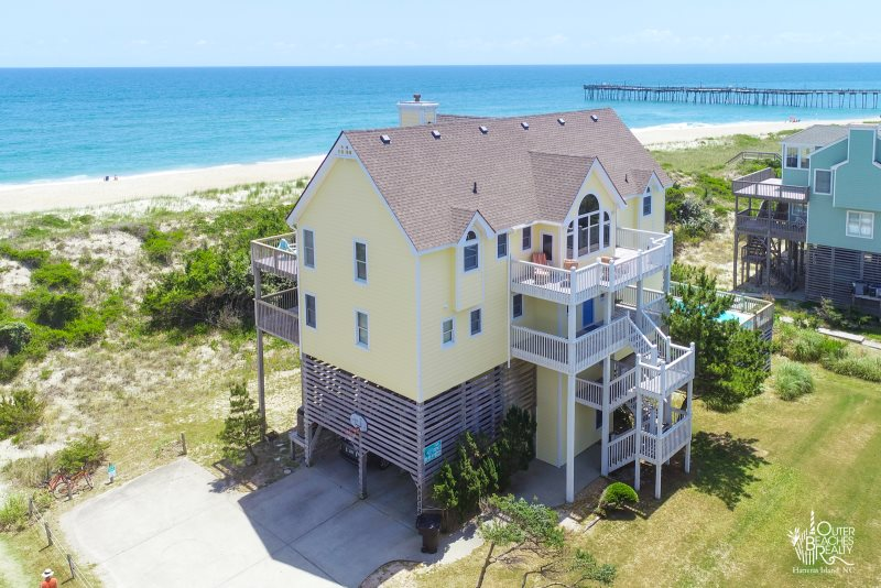 Outer Beaches Realty   Doc Holiday #126