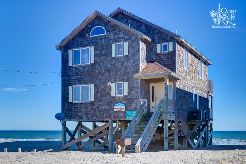 Midget reality on the outer banks with you