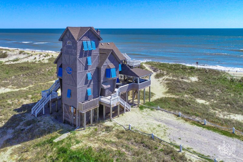 Groovy Outer Beaches Realty Inn At Rodanthe 200 Home Interior And Landscaping Ponolsignezvosmurscom