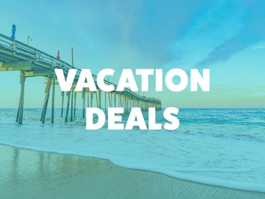 Vacation deals on Hatteras Island NC