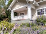 All the character of a 1920s craftsman Portland house with a remodel and new amenities