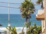 Views from 1 of 5 Decks & Patios  Hear the Pacific Ocean, Stumble to Mission Beach