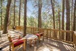 Stunning forested canyon views