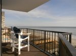 Crescent Sands A5 is a corner condo located on the  oceanfront in North Myrtle Beach