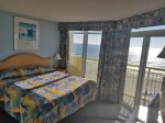 Direct Oceanfront Master Bedroom