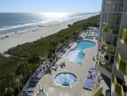 Baywatch Unit 609 Oceanfront vacation condo