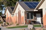 Zion`s Camp and Cottages has 4 Cottages and 24 bunkhouses if you need less.