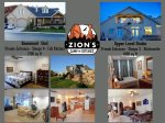 For more pictures you can visit our website. Zion`s camp has 24 bunkhouses and four two bedroom vacation rentals