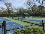Multiple tennis centers