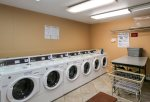 Community Clubhouse laundry if needed..Home has a washer and dryer in it.