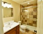 Main/Lower Level Bathroom with large Shower