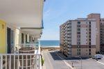 ADAGIO - Ocean Views on 59th St!  INDOOR POOL, Sleeps 10, Parking for 2