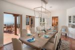 Enjoy family dining inside or outside with unrivaled ocean breezes and coastal views