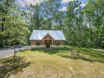 Your own private log cabin close to Cloudland Canyon State Park and Canyon Grill