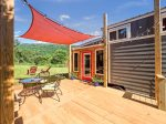 Sit on your deck with views of Lookout Mountain.