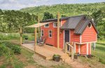 Welcome to Redbud - Tiny House in the valley below Lookout Mountain.