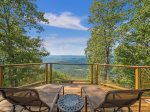 NEW - The Brow House, Deck with Scenic Sunset Views on Lookout Mountain