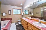 The Upstairs Master Bath