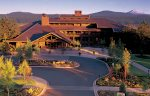 The Lodge at Sunriver is just down the road offering restaurants, golf, and a boutique store.