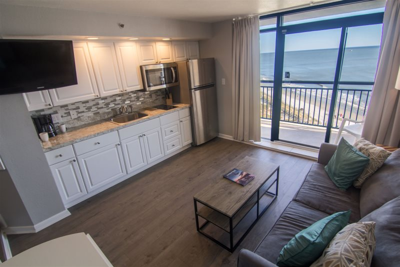 Terrific Modern Beachfront Condo In North Myrtle Beach Luxurious 1 Home Interior And Landscaping Ologienasavecom