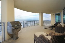 Largest balcony with endless beach, east and west views  | BC1706