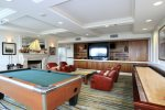 Game room located on 3rd floor, Trade Winds tower