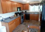 Huge kitchen with full sizse appliances  - slate floors - granite counters