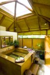 Japanese Bath House, Includes Shower and Sauna