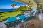 primary lanai with ocean view