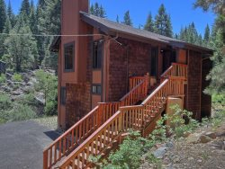 Yosemite Big Rock Cabin