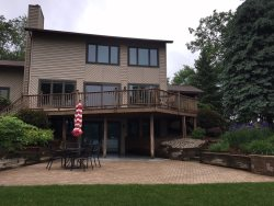 Beautiful  3 bedroom / 3 bath Lakefront Home with 175 feet of lakefront