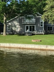Large 4+ bedroom Main Lake Home
