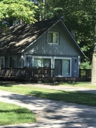 This is a wonderful 4 bedroom /2 bath right in the heart of Canadian Lakes!  Close to the outdoor pool and beach!