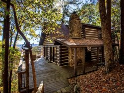 Rockwater Cabin:  The Forever View Your Looking For