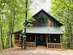 SHILOH - Beautifully Furnished New Cabin - Fire Pit - WiFi