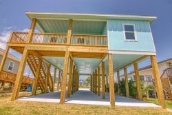 Newley built home close to Rockport Beach and Downtown Shopping