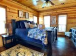 Beavers Bend Luxury Cabin Rentals - Cornerstone - Pool Table