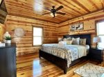 Beavers Bend Luxury Cabin Rentals - Cornerstone - Outdoor Firepit