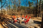 Beavers Bend Luxury Cabin Rentals - Cornerstone - Playground
