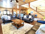 Beavers Bend Luxury Cabin Rentals- Cornerstone - Kitchen