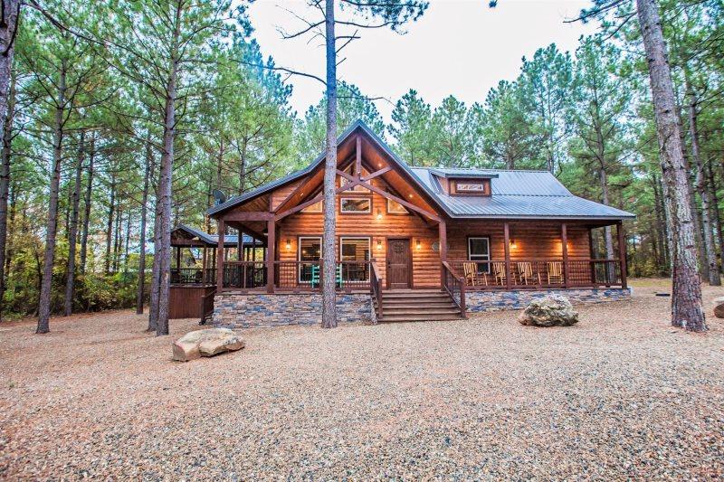 Lost Creek Retreat Beavers Bend Luxury Cabin Rentals